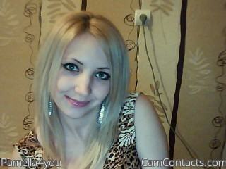 Start VIDEO CHAT with Pamella4you