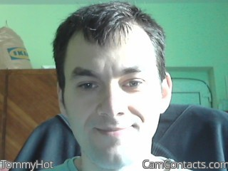 Start VIDEO CHAT with TommyHot