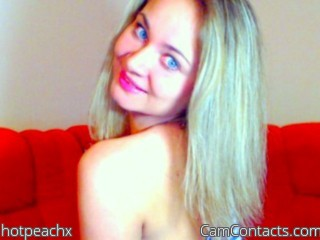 Start VIDEO CHAT with hotpeachx