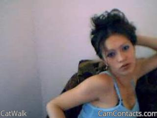 Start VIDEO CHAT with CatWalk