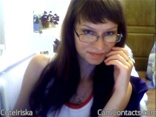 Start VIDEO CHAT with CuteIriska