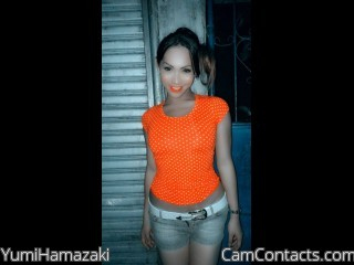 Start VIDEO CHAT with YumiHamazaki