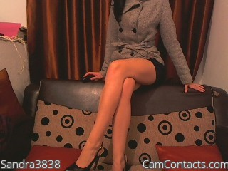 Start VIDEO CHAT with Sandra3838