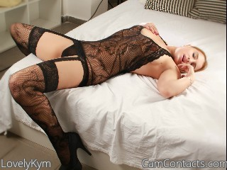 Start VIDEO CHAT with LovelyKym