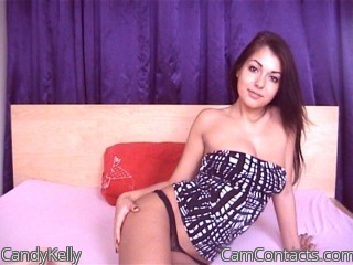 Start VIDEO CHAT with CandyKelly