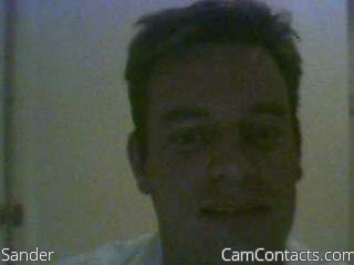 Start VIDEO CHAT with Sander