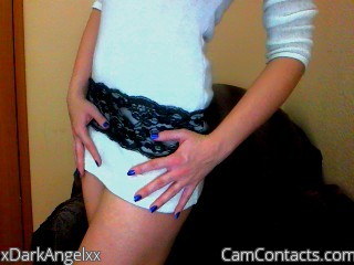 Start VIDEO CHAT with xDarkAngelxx