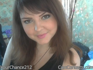 Start VIDEO CHAT with YourChance212
