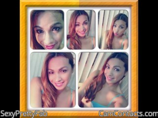 Start VIDEO CHAT with SexyPrettyFab