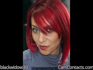 blackwidow30's profile
