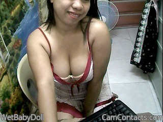 Start VIDEO CHAT with WetBabyDoll