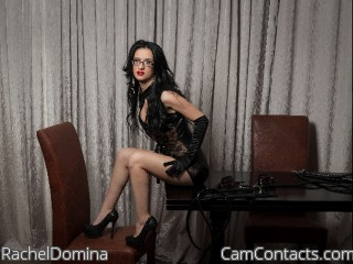 Start VIDEO CHAT with RachelDomina