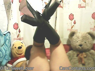 Start VIDEO CHAT with 01UrSweetLover