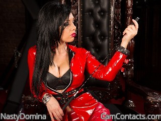 Start VIDEO CHAT with NastyDomina