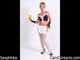 Start VIDEO CHAT with SexyIrinka