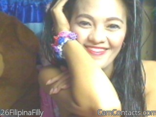 Start VIDEO CHAT with 26FilipinaFilly