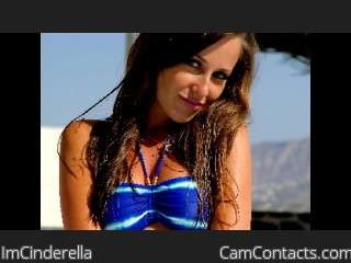 Start VIDEO CHAT with ImCinderella
