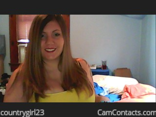 Start VIDEO CHAT with countrygirl23