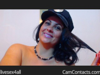 Start VIDEO CHAT with livesex4all