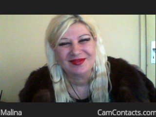 Start VIDEO CHAT with Malina