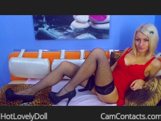 Start VIDEO CHAT with HotLovelyDoll