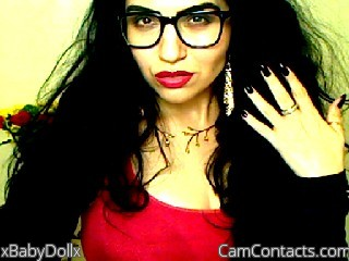 Start VIDEO CHAT with xBabyDollx