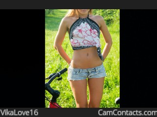 VikaLove16's profile