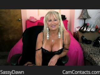 Start VIDEO CHAT with SassyDawn
