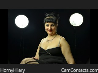 Start VIDEO CHAT with HornyHilary