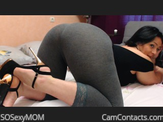 Start VIDEO CHAT with SOSexyMOM