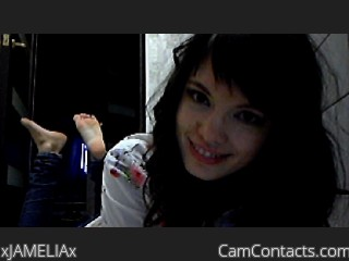 Start VIDEO CHAT with xJAMELIAx