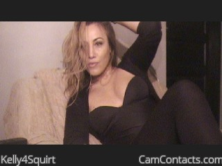 Start VIDEO CHAT with Kelly4Squirt