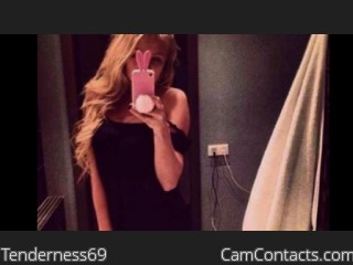 Start VIDEO CHAT with Tenderness69