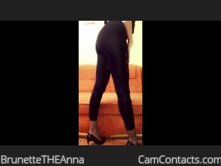 BrunetteTHEAnna's profile