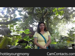 Start VIDEO CHAT with hottieyoungmomy