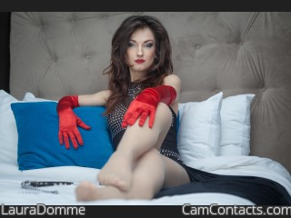 Start VIDEO CHAT with LauraDomme