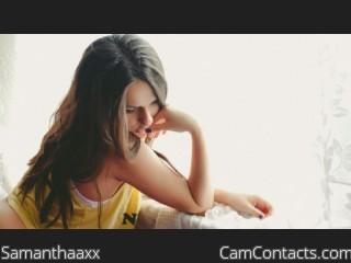 Samanthaaxx