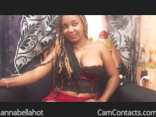 Start VIDEO CHAT with annabellahot