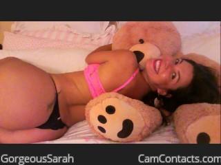 GorgeousSarah's profile