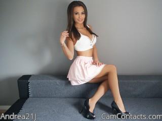 Andrea21J's profile
