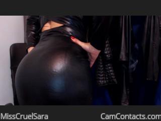 MissCruelSara's profile