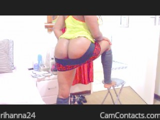 Start VIDEO CHAT with rihanna24