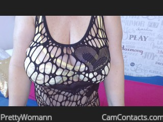 Start VIDEO CHAT with PrettyWomann