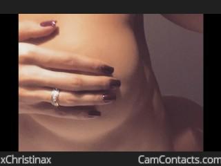 xChristinax's profile