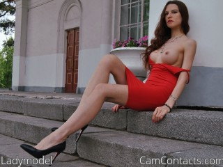 Ladymodel