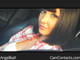 Start VIDEO CHAT with AngelikaX