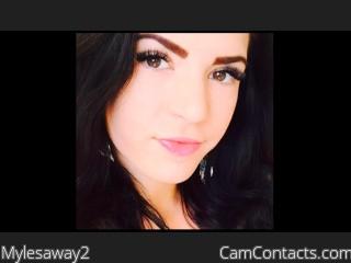 Mylesaway2's profile