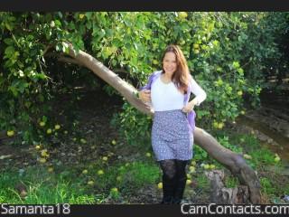 Samanta18's profile