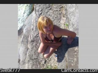 Svetik777's profile