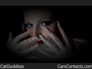 Start VIDEO CHAT with CatGoddess